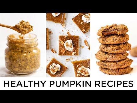 PUMPKIN RECIPES ‣‣ 3 Easy Ways to Use Pumpkin