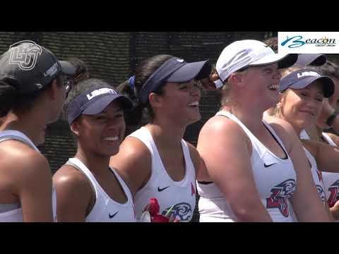 Liberty Women's Tennis Senior Day