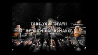 Fake your death - My Chemical Romance (traducida al español)
