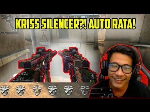 CAHWIGUNA + KRISS SILENCER?! // Gameplay Point Blank Zepetto Indonesia