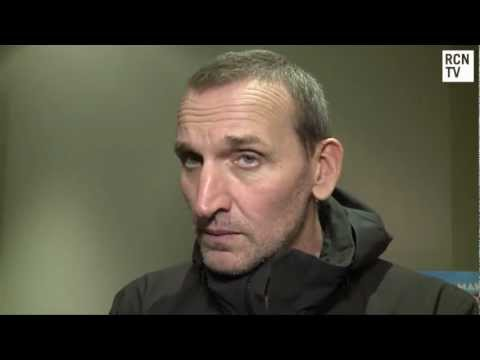Christopher Eccleston  Doctor Who 50th Anniversary
