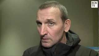 Christopher Eccleston Interview Doctor Who 50th Anniversary