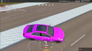 ROBLOX GREENVILLE CRAZY NUMBER PLATE