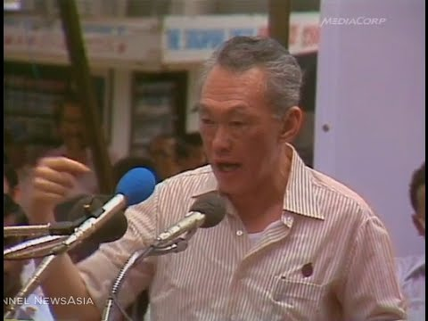 Lee Kuan Yew: In His Own Words  - The Mandate To Rule