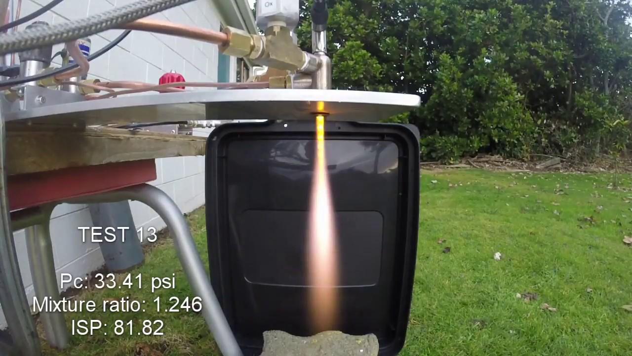 3D Printed Rocket Igniter Testing Round 2!