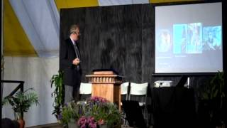 Walter Veith 2015-08-27 Northern Maine Campmeeting Part 1