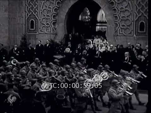 mars 1932 - Obsèques de Ilias Bey Vrioni