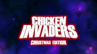 Chicken Invaders 3 Christmas Edition Official Trailer