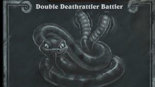Sep 9, 2015: Short, unscheduled stream - (Double Deathrattle Brawl)