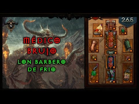Witch Doctor LoN Barbero de Frio GR - S17 - [2.6.5]