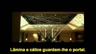 O Código Da Vinci (Legendado) Cena Final com Música de, Chevaliers de Sangreal, by Hans Zimmer