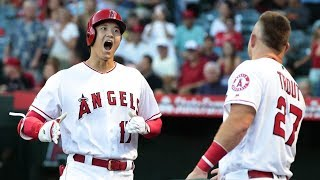 "Shohei Ohtani | 2018 ""Rookie Of The Year"" Highlights ᴴᴰ"