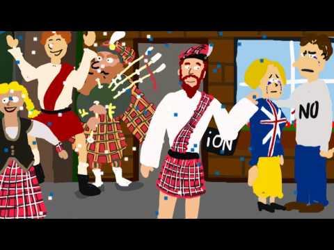 U.S. Invasion of Scotland