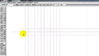 Jw_cad 使い方.com 波線の描き方 その3