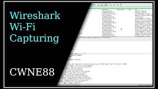 Wireshark Wi-Fi Capturing