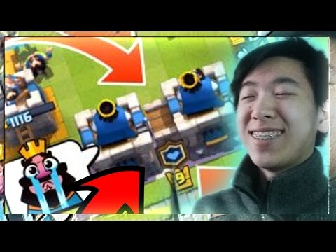 ✅NEW BOOTRAMP CLASH ROYALE CLAN BATTLE GAMEPLAY 2v2