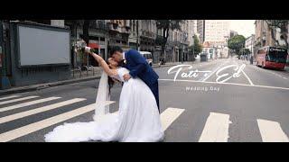 Wedding Tati + Ed - Pra Sonhar