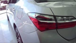 Toyota Corolla Altis (2018) 1.6 E Model Manual Transmission