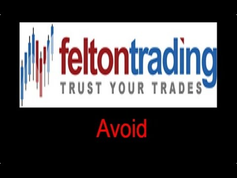 Dr. Dean Handley Reviews: Felton Trading Roger Felton