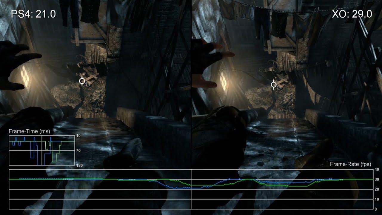 Next-Gen Face-Off: Thief • Eurogamer net