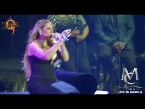 MARIAH CAREY - Fly Like A Bird (The Elusive Chanteuse Show Manila 2014!)