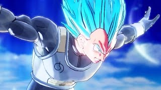 VEGETA'S TEST - Dragon Ball Xenoverse 2 - Xbo...