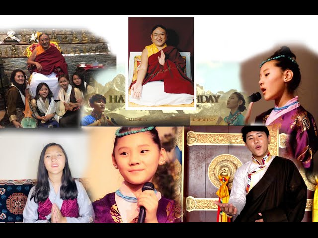 MUSIC FEATURE: 'Sakya Gongma Khenno' by Sonam Londen & Tenzin Choetsok