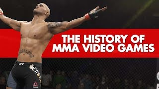 The History of MMA Video Games