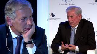 La entrevista de Marcelo Longobardi a Mario Vargas Llosa | 2° Cena Anual en Buenos Aires