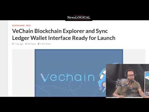 VeChain Blockchain Explorer And Sync Ledger Wallet. Binance FDIC Insured. Bitcoin IRA To Launch
