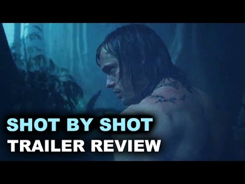 Tarzan 2016 Trailer REVIEW aka REACTION - Beyond The Trailer