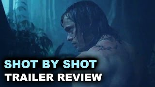 Tarzan 2016 Trailer REVIEW aka REACTION - Beyond The Trailer