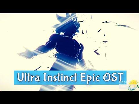 Dragon Ball Super - Goku Perfect Ultra Instinct Vs Jiren's Tremendous Power [ Epic Remix OST ]