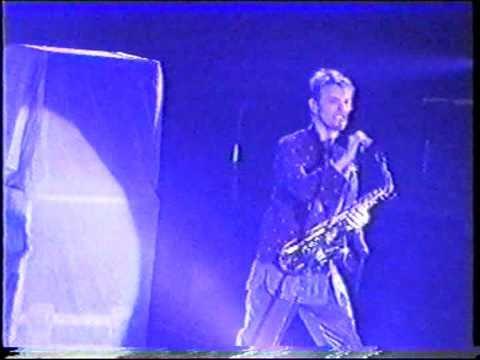 David Bowie - Seven Years In Tibet (Live in Zaragoza, Spain 1997) 7/22 mp3