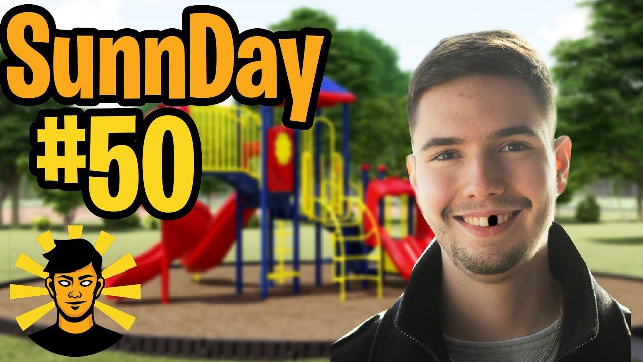 Otthagytam a fogam a játszótéren! | SunnDay #50