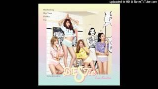 BESTie (베스티) - Excuse Me (Instrumental)