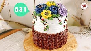 cake November decorate amazing art new - bánh kem ngày 20 tháng 10 đơn giản (531)
