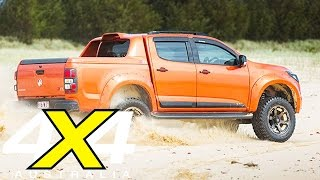 Holden Colorado gets LS3 engine transplant | 4X4 Australia