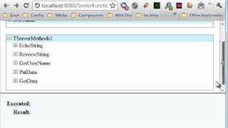 REST Servers in Delphi XE Part II - Extending the REST Server