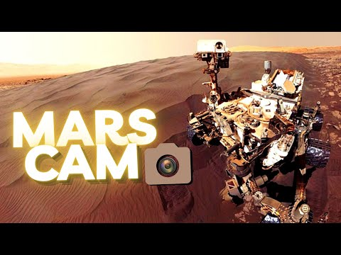 NASA'S Perseverance Rover's First 360 View of Mars [ 2021 ]