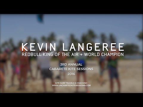 Kevin Langeree Kite Camp 2016 Cabarete, Dominican Republic