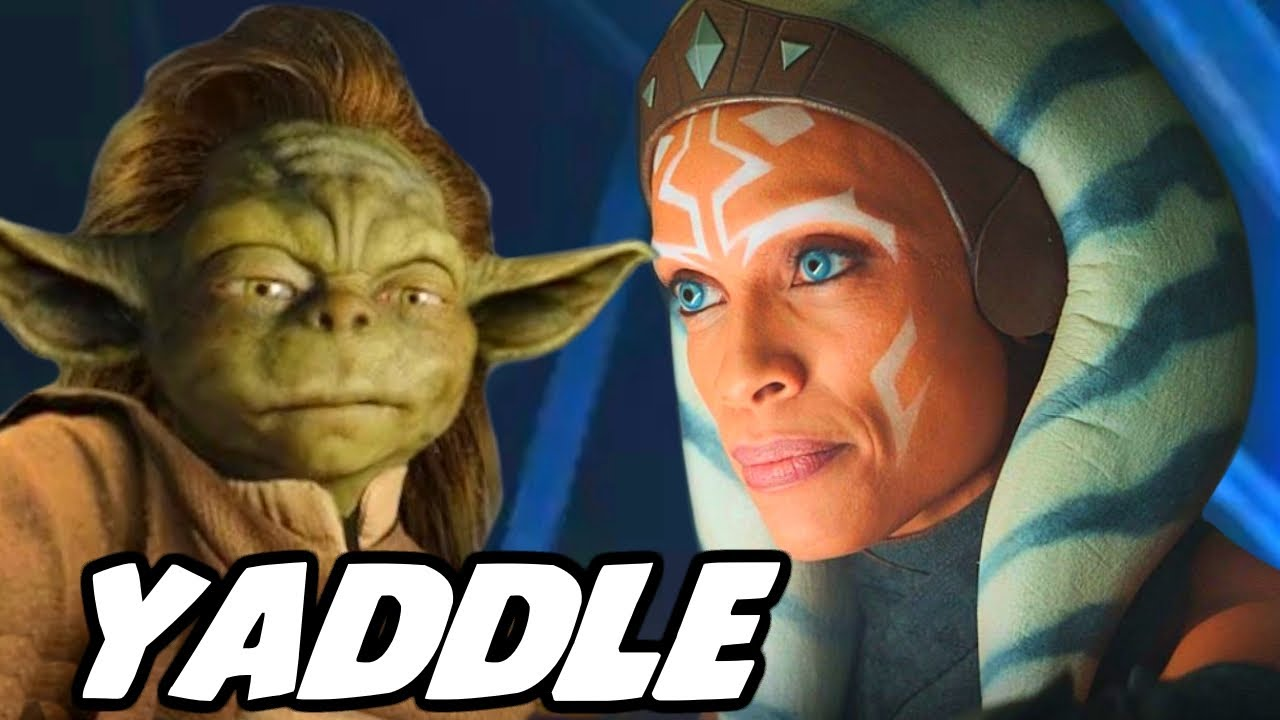 Why Ahsoka Doesn't REMEMBER Yaddle in Mandalorian Episode! - Star Wars Explained