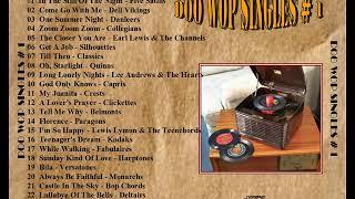 Doo Wop Singles # 1