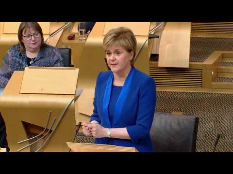 EU Negotiations and Scotland's Future - Scottish Parliament: 27 June 2017