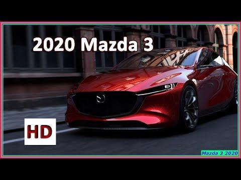 Mazda 3 2020   New 2020 Mazda 3 Review - INTERIOR EXTERIOR