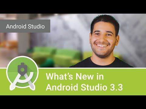 What's new in Android Studio 3.3