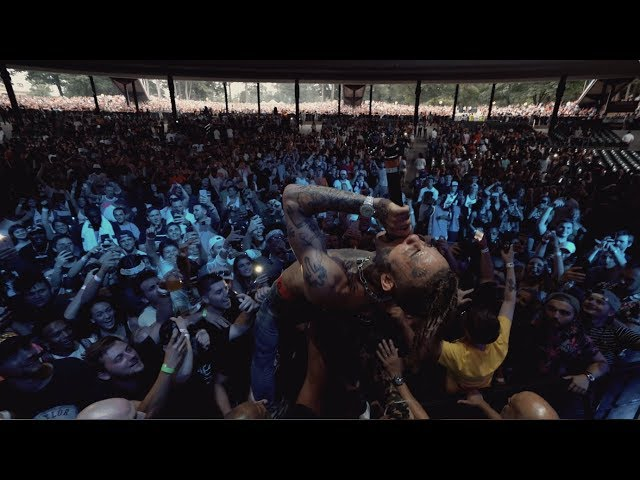 Lil Skies - The Dazed and Blazed Tour (Episode 1)