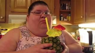 Pina Colada Mocktail