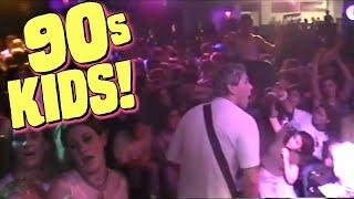 Baixar 90s Kids - New Years Eve 1996 At MxPx Show (Tacoma WA)
