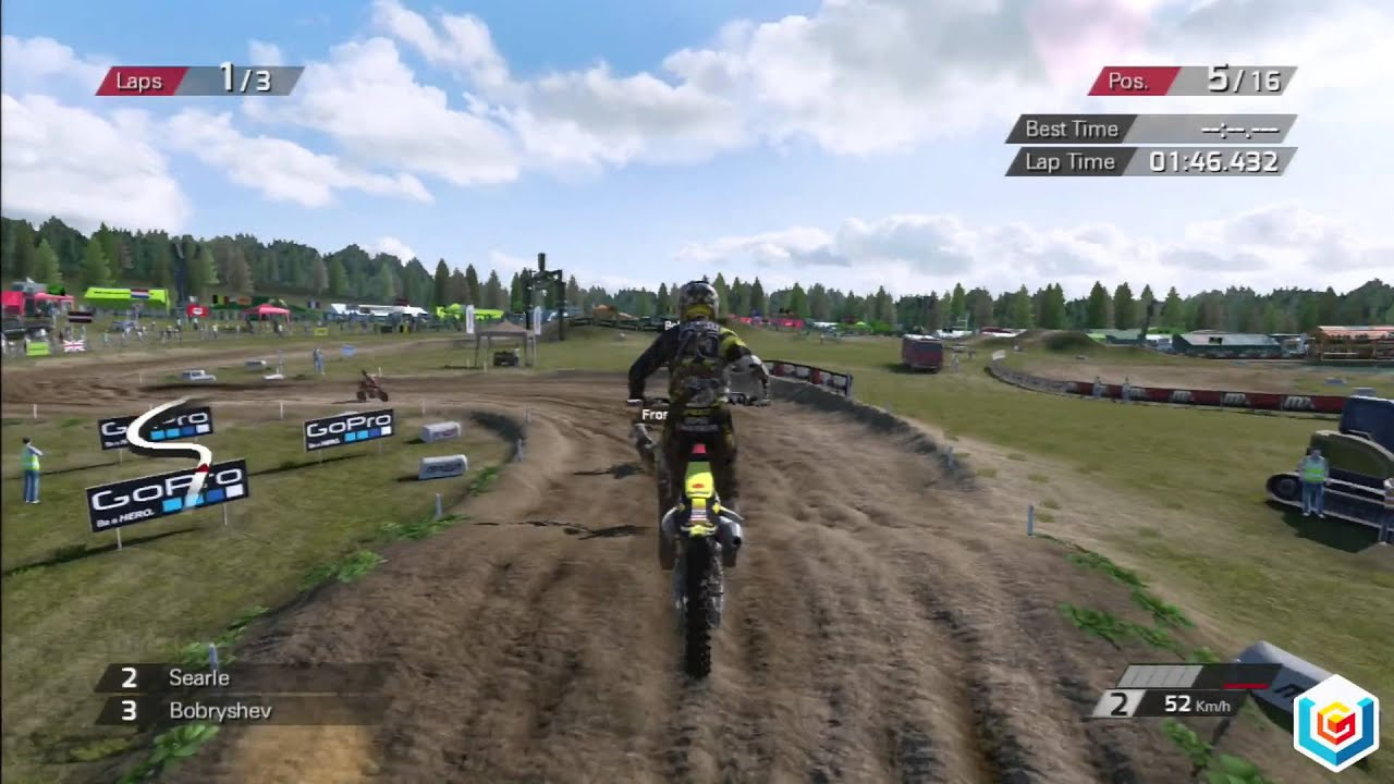 mxgp gameplay trailer pc playstation 3 playstation vita. Black Bedroom Furniture Sets. Home Design Ideas